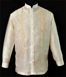 Organza Boy's Barong Tagalog Barongs R Us committed to offer qualitative and extensive range of original Barong suits, dresses, branded clothing, Barong Tagalog for men & Filipiniana dresses for women. Barong Tagalog, Filipiniana Dress, Philippines Fashion, Chinese Collar, First Communion Dresses, Line Shopping, Formal Looks, Wedding Attire, Tuxedo