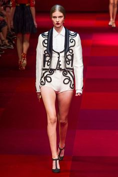 Spring 2015 RTW Dolce & Gabbana Collection