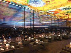Soirée du réveillon : top 10 des rooftops bars - Le Meilleur du Voyage