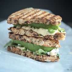 The Green Machine Sandwich // shutterbean