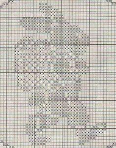 Osterhase - Gardinen ideen Osterhase Osterhase The post Osterhase appeared first on Gardinen ideen. Filet Crochet, Crochet Diagram, Thread Crochet, Crochet Motif, Crochet Doilies, Cross Stitch Borders, Cross Stitch Animals, Cross Stitch Charts, Cross Stitch Designs