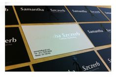 30 Appealing and Well-Designed Business Cards | PSDFan