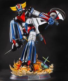 Old Cartoon Movies, Old Cartoons, Super Robot, Gundam, Blog, Statue, Voici, Anime, Plushies