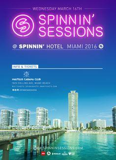 Spinnin' Sessions @ Spinnin' Hotel