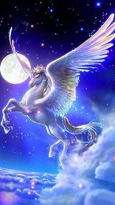 Unicorn Wallpaper Cute, Cute Girl Hd Wallpaper, Cute Galaxy Wallpaper, Unicorn And Fairies, Unicorn Fantasy, Unicorn Art, Unicorn Images, Unicorn Pictures, Beautiful Nature Pictures