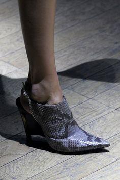 2015 İlkbahar İçin Bayan Ayakkabı Trendleri - Lanvin