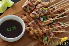 Wildtree's Chicken Teriyaki Skewers Recipe  www.mywildtree.com/sandiedoty5 LIKE my Facebook page https://www.facebook.com/WildtreeSandieDoty5?pnref=lhc so you don't miss any recipes, tips, or Facebook only specials!  (make sure you click on Get Notifications)
