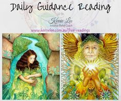 Spiritual guidance reading for Thursday 18 August 2016. Choose the image you are drawn to then visit the website to read your message. ♡