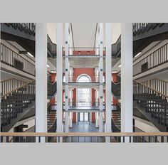 Gmp: Universidad Técnica de Hamburgo-Harburgo - Arquitectura Viva · Revistas de Arquitectura