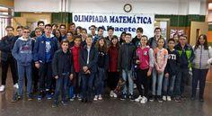 Este jueves se entregan los premios de la XXVII edición de la Olimpiada Matemática provincial de Albacete