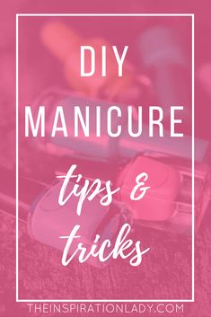 DIY Manicure Tips and Tricks - The Inspiration Lady New French Manicure, Glitter French Manicure, Fall Manicure, Manicure Tips, Manicure Set, Nail Tips, Nail Ideas, Nail Tip Designs, French Manicure Designs