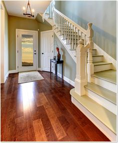 Hardwood Floors, Exotic Maple      -