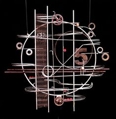 Jeffrey Zachmann Kinetic Sculpture