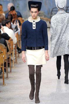 Chanel Haute Couture - Otoño-Invierno 2013-14 París