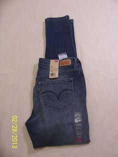 Levi's 535 Jean Legging Super Skinny Ultra Ultra Stretch Color Medium 119970057…