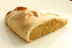 Pocket Pumpkin Pie Recipe with Nutrition Facts!
