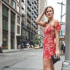 The Naked Dress Trend in Real Life