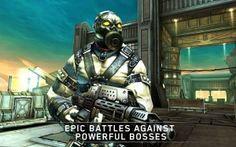Tải game SHADOWGUN Full HD cho android