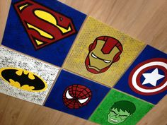 Hey, I found this really awesome Etsy listing at https://www.etsy.com/listing/208583925/superhero-canvas-custom-and-handmade