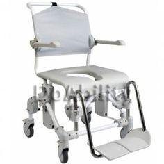 Etac Swift Mobile Commode / Shower Chair