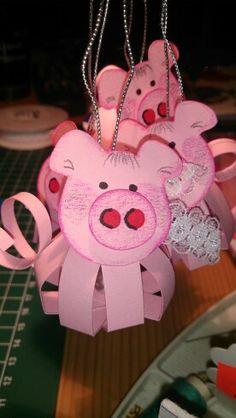 PaperBall Schweinchen