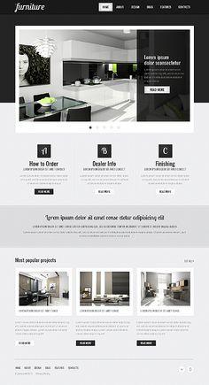 Шаблон TM40036 Тип: Шаблоны сайтов $69