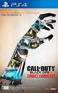Call of Duty: Black Ops 3 Zombie Chronicles for PlayStation 4 | GameStop