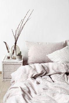 Un luxueux, naturellement respirant lin est intemporel à travailler dans nimporte quelle chambre à coucher. Housses de couette belle offrent…