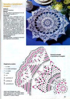 Best 12 Kira scheme crochet: Scheme crochet no. Filet Crochet, Crochet Doily Diagram, Crochet Doily Patterns, Lace Patterns, Crochet Chart, Thread Crochet, Crochet Stitches, Knit Crochet, Crochet Dreamcatcher