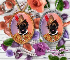 English Mastiff Jewelry Brooch or Pendant by NobilityDogs on Etsy English Mastiff, Your Pet, Brooch, Pets, Pendants, Jewelry, Brooch Pin, Animals And Pets, Jewellery Making