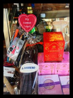 Roses are red, violets are blue now will you just hurry along to Sonny's Kitchen and pick up some goodies for me!