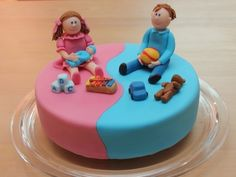 Twins 1st Birthday (boy and girl)