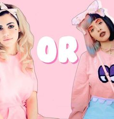 Are You More Like Marina And The Diamonds Or Melanie Martinez