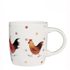 Alex Clark Rooster Dream Mug