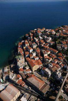 Kavala city,Greece