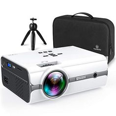 Amazon has the VANKYO Leisure 410 [2020 Upgrade] Mini Projector with 1080P Supported, Portable Projector compatable with iOS/Android Connection, HDMI, PS4, VGA, USB for Home Entertainment & Outdoor Activities marked down from $109.99 to $71.99 with free shipping! [FULL HD 1080P SUPPORTED] VANKYO LEISURE 410 performs incredible images with Full HD 1080P supported. The…