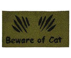 Capacho beware of cat - energy