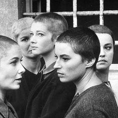 'Cinco mujeres marcadas' (1960), de Martin Ritt, coproducción entre Italia, Yugoslavia y EEUU, adapta la novela de Ugo Pirro, Jovanka e le altre, con guión de Ivo Perilli