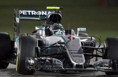 F1, Rosberg festeggia il suo titolo mondiale ad Abu Dhabi