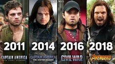 The Evolution of Bucky and the brilliance of Sebastian Stan