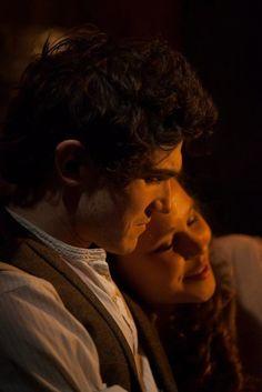 Fra Fee as Marius @Noelle Stransky Stransky Christine