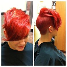 color & cut