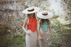 La nueva colección de sombreros de Cherubina @itsmissgarcia