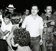 Pablo Emilio Escobar, Pablo Escobar, Mafia, Boss
