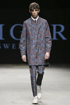 Tiger of Sweden Menswear Spring Summer 2015 London