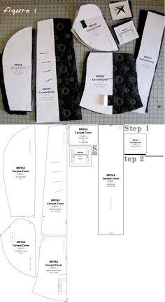 Toddler Car Seat Cover Pattern PDF | Scribd