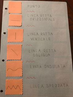 Regioni, confini, linee classe prima e seconda - Maestra Mihaela Elements Of Art, Kindergarten Math, Math Activities, Pixel Art, Montessori, Worksheets, Bullet Journal, Classroom, Teaching