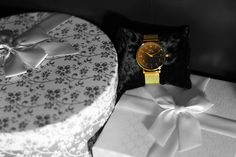 Our bold and beautiful Gold Stainless Steel in Black-Gold is a thing of beauty. Made with Swiss movement, sapphire crystal and pure stainless steel. 316l Stainless Steel, Gold Watch, Black Gold, Sapphire, Shots, In This Moment, Pure Products, Watches, Crystals