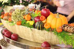 Teleráno & Dušičkové a jesenné dekorácie