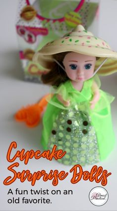 Looking for great, inexpensive, and small Christmas gift ideas for girls ages 4 to 6? Take a look at Cupcake Surprise dolls. They are pretty, fun, and come in a range of colors and styles. You can collect them all. A perfect stocking stuffer and good for Secret Santa gifts too.